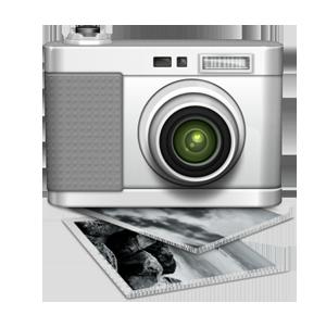 イメージキャプチャアプリ