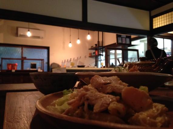 食堂カフェ 萠菖軒