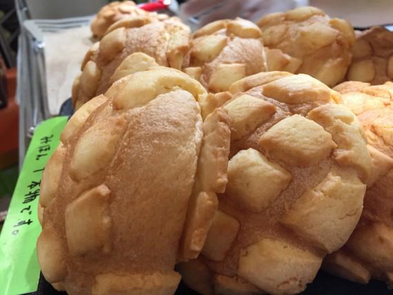 世界で2番目においしい焼き立てメロンパンアイス