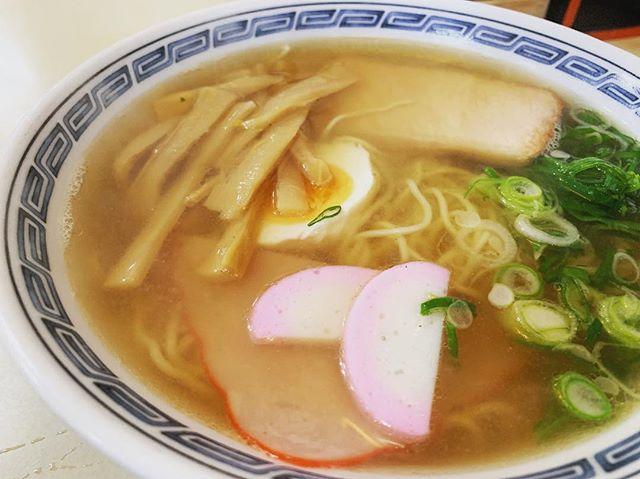 中体連の後、顧問の先生がごちそうしてくれた想い出があります。懐かしい味、吉田食堂。