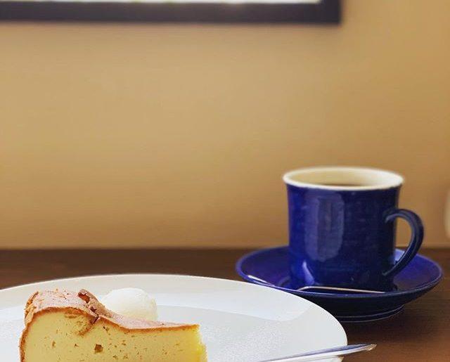 気になってたカフェに。#honano