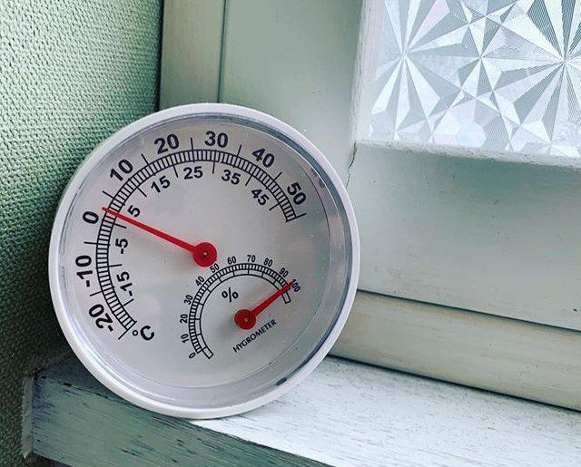 今朝の事務所は2度。明日朝はどこまで冷えるのかな。