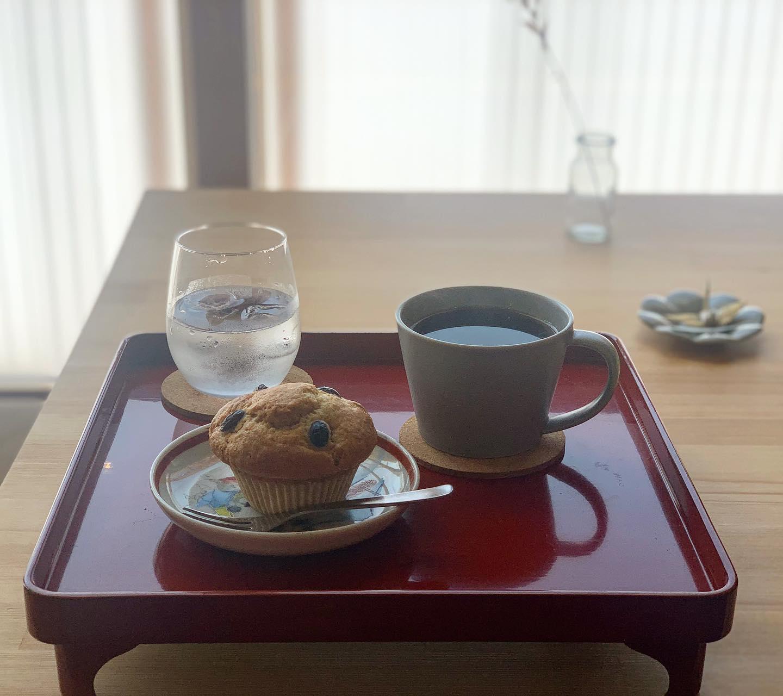 お天気に誘われて、気になってたカフェまで。#小豆書房